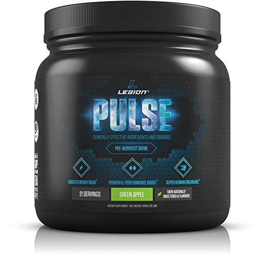 Top Rated Gluten Free Pre Workout